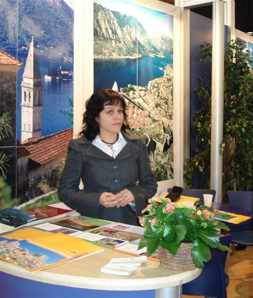 CSTI Helps Montenegro Adventures to Promote itself at Holiday Show in Brussels and Holiday World in Prague